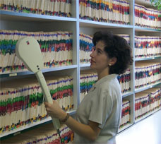 RFID Benefits: RFID Wand in Library
