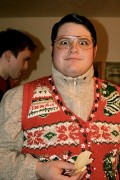 Ugly Christmas Sweaters are the Hottest Fashion this Holiday