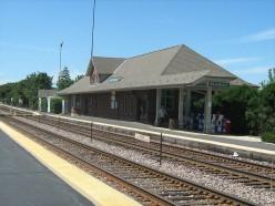 Park Ridge Metra Station 100 S Summit Ave Park Ridge, IL  Union Pacific Northwest Line Zone C