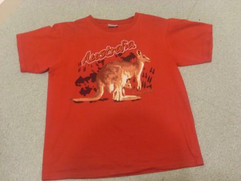 Australian T-Shirt