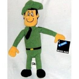 """Yogi Bear Park Ranger 11"""" Bean Bag Plush"""