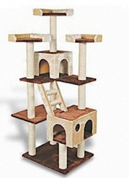 Kitty Mansions cat trees