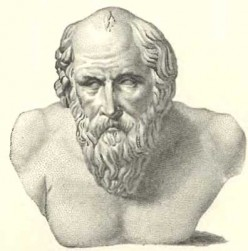 Philosopher Diogenes