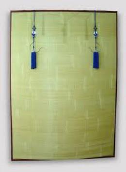 Korean handwoven bamboo blinds