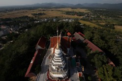 Wat Phrathat Doi Saket Temple, Chiang Mai, Thailand