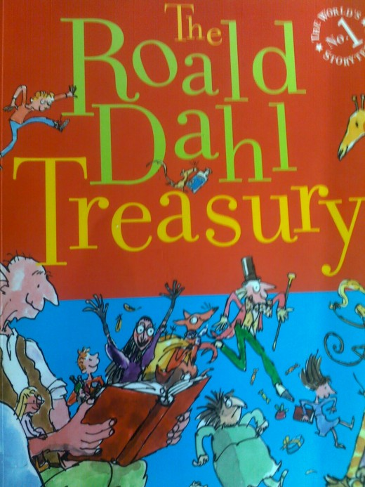 Read Roald Dahl's Treasury to get more ideas about funny things to do