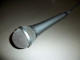 """Dynamic"" Microphone"