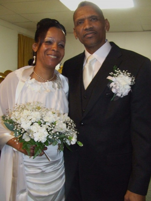 My mother, Cheryl R. Taylor married Michael Davis, now my stepfather on Christmas day, 2010.