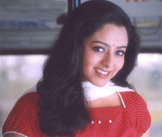 Beautiful Actress Soundarya