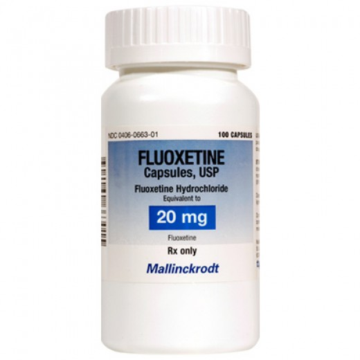 Fluoxetine Nausea and Insomnia