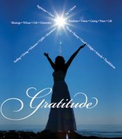 What are you most grateful for today?