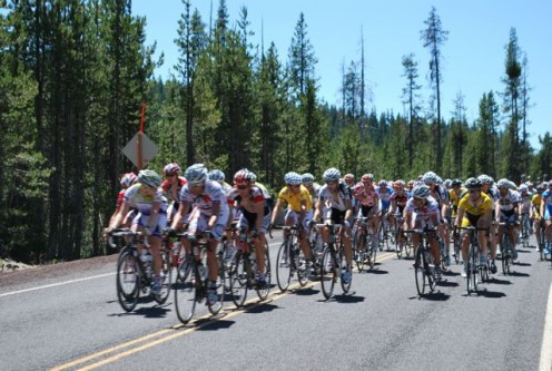 Maybe a bicycle race is in your future?