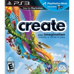 PlayStation 3 Family Game - Create