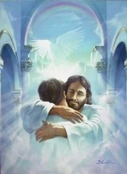 """""""In the Arms of Christ"""""""