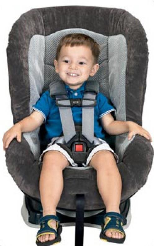 Safe infant car seat