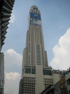Bangkok's Baiyoke Sky Hotel Review