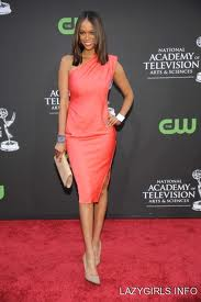 Tyra Banks, fabulously tall