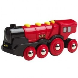 Brio Mighty Red Loco
