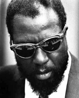 Thelonious Monk   American jazz Pianist and Composer,(1917-1982)