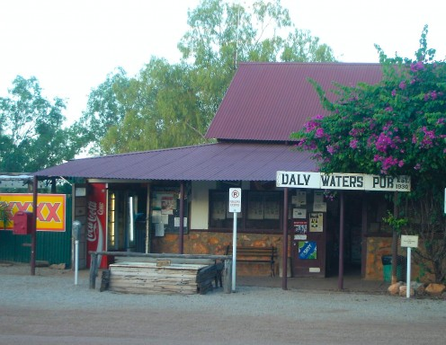 The Pub - serving cold beer and travellers since 1930