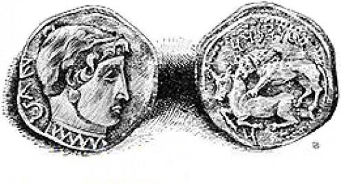 Alexander Aramaic coin