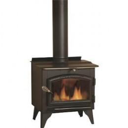 Vogelzang Defender Wood-Burning Stove, Model# TR001