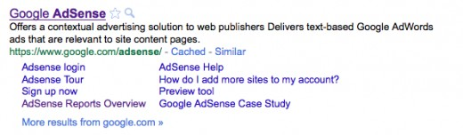 Protect this helpless victim! We're here for you, AdSense!