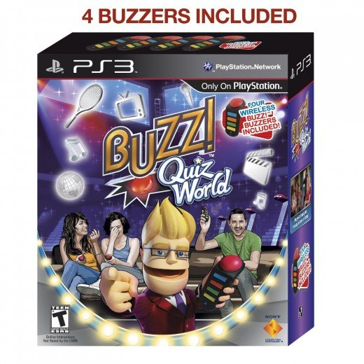 Buzz Quiz World Bundle