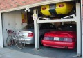 Does anyone have a car stacker in their garage? Are they safe?