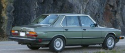 The E28 BMW 5-series (1981-1987)