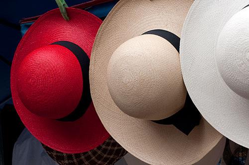 Hats in Open Market