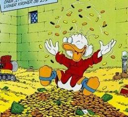 """Scrooge McDuck - """"The Original Rainmaker"""""""