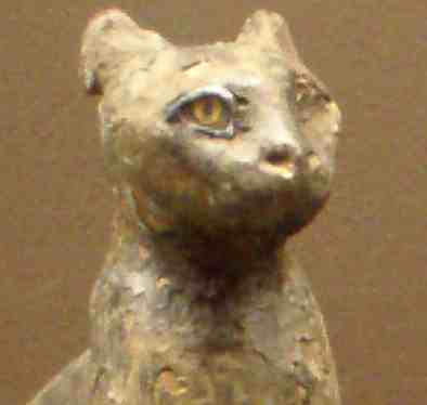 Cats haven't forgotten their successful run as beloved and worshiped gods in Egypt 5,000 years ago.