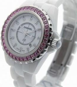 Chanel J12 White Ceramic Watch