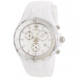 Technomarine Front Unisex White Ceramic Watch
