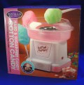 Family Fun: Bring the Carnival Home with Nostalgia Electrics Hard Candy / Sugar Free Cotton Candy Maker Machine