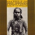 Lyrics of Philippine Folk Songs with Example