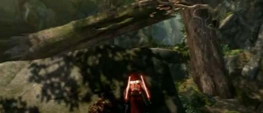 Force Unleashed 2 DLC Endor