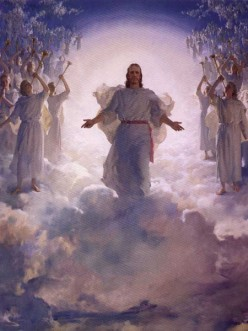 To Him goes ALL the Glory! by Harry Anderson (1965)