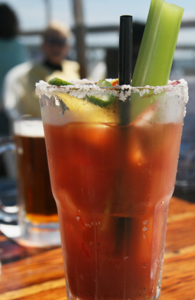 A Tasty Tailgate Bloody Mary