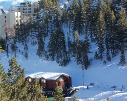 Heavenly Ski at Stagecoach Lift and Pub