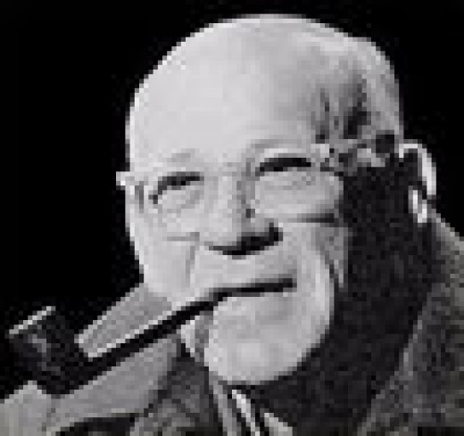 Eric Hoffer, American longshoreman and philosopher. 1902-1983