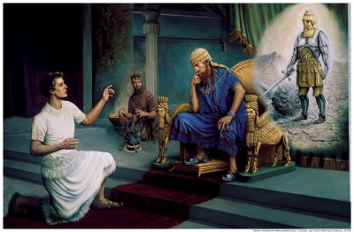 Daniel Interprets Nebuchadnezzar's Dream