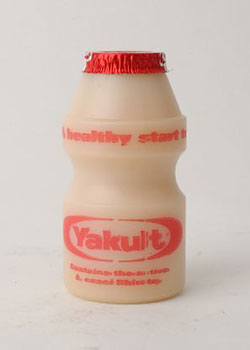 Yakult fermented milk drink