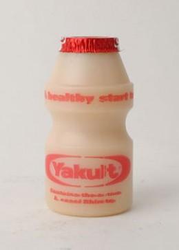 Yakult fermented milk drink