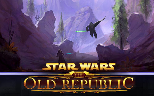 SW:TOR MMO