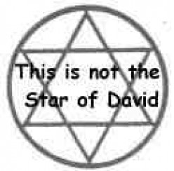 Is the Star of David Jewish?