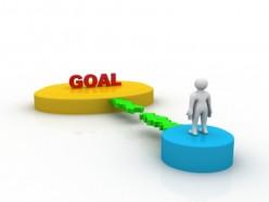 Goals lead to success.