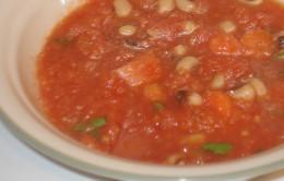 Black eyed pea soup recipe