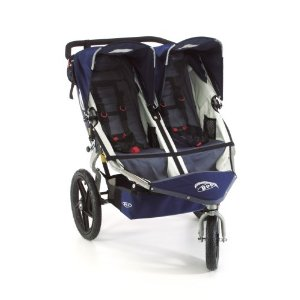 Double Prams:  BOB Revolution Duallie Stroller